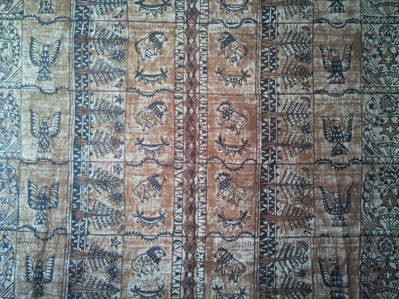Tongan mat